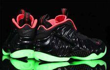 Nike Air Foamposite Pro Yeezy 2 Black Solar Black 616750 001 Men Size 11 Shoes