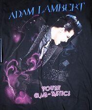 Adam Lambert You're Glam-Tastic Shirt Size Small