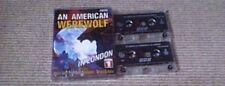 AN AMERICAN WEREWOLF IN LONDON BBC RADIO 1st UK AUDIO BOOK 1997 Jenny Agutter