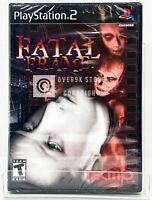 Fatal Frame - PS2 - Brand New | Factory Sealed