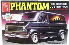 Ford Econoline Phantom Custom Van AMT 767 1/25 New Model Kit