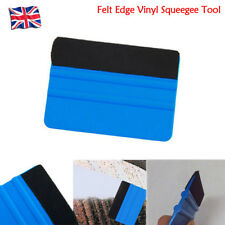 Car Van Bike Scraper For 3M Pro Felt Edge Vinyl Wrap Wrapping Squeegee Tool