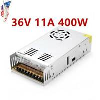 400W 36V 11A 115/230V Switching Power Supply for Stepper Motor CNC Router Kits