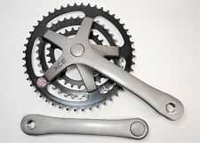 SR XCE BICYCLE 175 MM 48 T ROUND 38/28 TOOTH OVALTECH JIS SQUARE TAPER CRANKSET