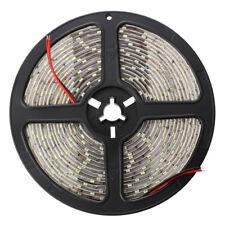 300 LED-Streifen 5m SMD 5630 Weiss Wasserdichte Hohe Helligkeit DC 12V N8A9 M3W7