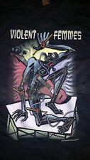 Violent Femmes 1994 New Times vintage licensed concert shirt Xl Brand New!