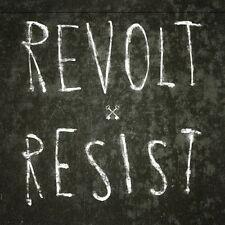 Hundredth - Revolt / Resist [New CD] Digipack Packaging