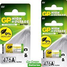 3 x GP 4LR44 6V Alkaline Batteries 476A A544 PX28A L1325 Dog Training Collar