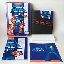 Nintendo NES Timewalk Games Mega Man Ultra Megaman Ultra Complete in Box CIB