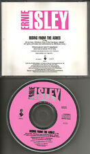 ERNIE ISLEY Brothers Rising from the Ashes PROMO Radio DJ CD Single 1990 USA