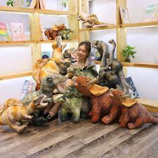 Weihnachtsgeschenk Cool Dinosaurier Stegosaurier Kuscheltierkissen Kissen
