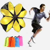 "New Speed running power 56"" Sports Chute resistance exercise training parachute"