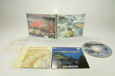 PC Engine *Record of Lodoss War* OVP Anleitung Reg Card Super CD-ROM NTSC-J