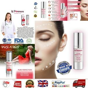 Serum for Face Anti Age Moisturising Hyaluronic Acid Reduces Wrinkles Day Night