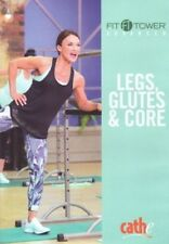 CATHE FRIEDRICH FIT TOWER LEGS GLUTES AND CORE DVD WORKOUT NEW SEALED