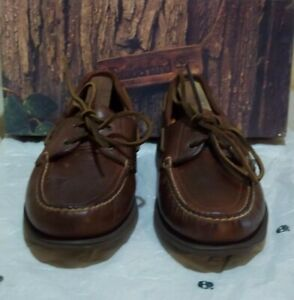 New Timberland #30021 8 M brown oil-tanned leather (5510)