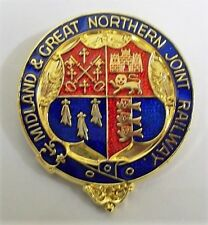 M&GN Railway Society Lapel Badge
