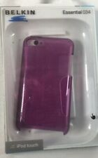 Belkin Essential 034 Case for Apple iPod Touch 4th Generation, Purple
