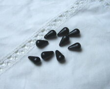 Lot de 9 perles à bijoux vintage, fabrication de bijoux