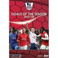 Fa Premier League Goals Of The Season 07/08 Soccer Dvd