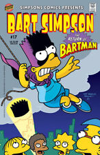 Bart Simpson COMIC #17 LEGENDS of the BARTMAN FAMILY