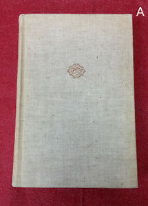 Vintage 1938 1st Edition The March of Literature by Ford Madox Ford Dial Press