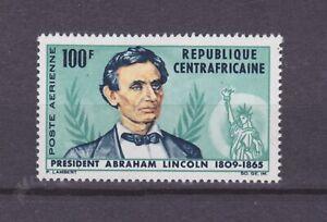 Zentralafrikanische Republik 1965 - Abraham Lincoln - MiNr.73, postfrisch