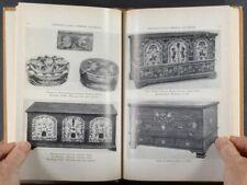 Antique Pennsylvania German Folk Art Furniture Metal Textile Interiors & More
