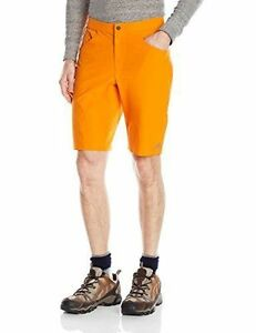 Adidas Outdoor Terrex Solo Shorts Eqt Orange - Men's 40