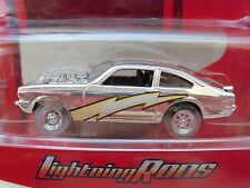 JOHNNY LIGHTNING - LIGHTNING RODS - '71 CHEVY VEGA PRO STOCK - 1/64 DIECAST