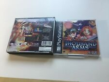 Thousand Arms - Playstation 1 - PS1 - PS2 - PS3