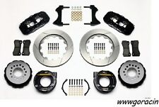"Chevrolet C10 Wilwood Aero4 Rear Big Brake Kit,,GMC C1500,Suburban,14"" Rotors~"