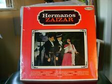 SEALED SPANISH MEX RANCHERA LP~HERMANOS ZAIZAR~YA NO LLORES/MUNDO ENGANOSO~HEAR