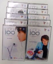 Great Collection of Bird Thongchai McIntai Set of 10 Cassetes Songs to Remember