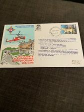 1981 Royal Star & Garter Annual Outing UK Flight Cover FDC