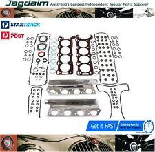 New Jaguar XJ8 XK8 XJ XKR 3.2 4.0 V8 X308 Engine Head Gasket VRS Set  JLM20750