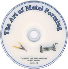 Pexto Tinsmith Dvd - Vol.2 - Sheet Metal Forming