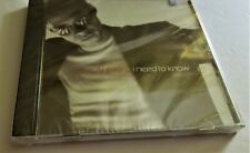 I Need to Know [CD Single] by Marc Anthony (CD, Sep-1999,Columbia/Sony Records