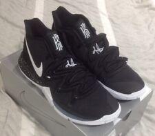 Nike Kyrie Irving 5 Black Magic AO2918 - 901 Size 13 Brooklyn Nets Retro