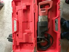 Milwaukee 10amp sawzall