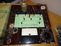 1 Röhre Telefunken CK1, 4,2 mA Tube Valve geprüft auf Funke W19 BL921