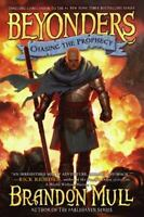 Chasing the Prophecy Hardcover Brandon Mull