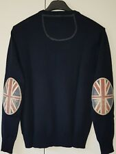 ANDY RICHARDSON Maglioncino Lana merino Small no fred perry barbour