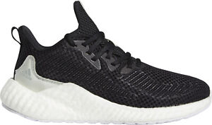 adidas AlphaBoost Parley Womens Running Shoes - Black