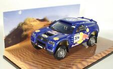 Minichamps 1/43 VW Race Touareg Rallye Red Bull in VW Werbebox #7024