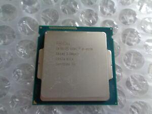 Intel Core i5-4570 4570 - 3.2GHz Quad-Core (BX80646I54570) Processor