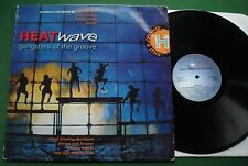 Heatwave Gangsters Of The Groove 90s Mix inc Mind Blowin Decisions + STAR2434 LP