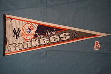 2007 New York Yankees Rico/Tag Express MLB Felt Pennant