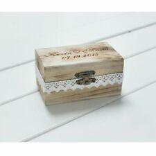 Caja para portador de anillos