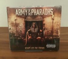 Army of the Pharaohs - Heavy lies the Crown, RAP Hip Hop, Limited Edition, Neu